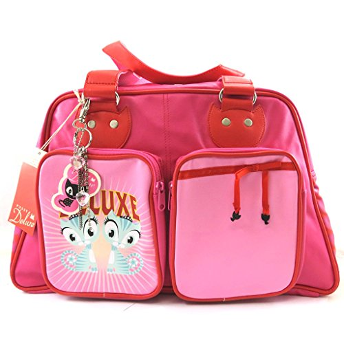 Bowling, bag 'Pussy Deluxe' pink.
