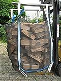 Special +++ Ixkes Vollnetz HolzBag Premium 160cm, Kaminholz/Brennholz/Woodbag