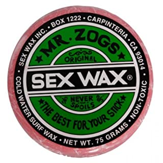 Sex Wax Original Green Label Cold