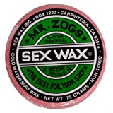 Wax Surf Sex Wax Cold green