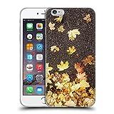 Head Case Designs Offizielle PLdesign Herbst Ahorn Blumen Und Blaetter Soft Gel Hülle für iPhone 6 Plus/iPhone 6s Plus