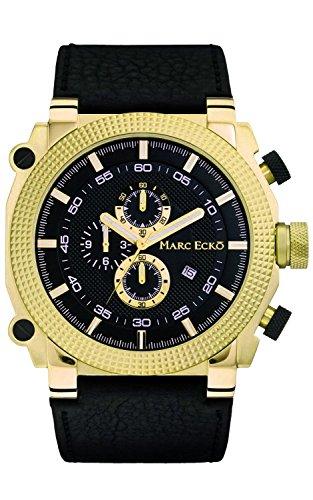 Marc Ecko cronógrafo de cuarzo para hombre-reloj M20022G1
