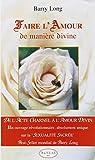 Faire l'Amour de manière divine - Altess - 27/11/1998