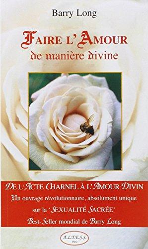 Faire l'Amour de manire divine