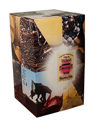 Bag-In-Box Château Molhière Rosé 1000cl Aoc Côtes De Duras