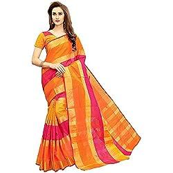 Trendz Style women's manipuri Silk Saree(TZ_1223_A)
