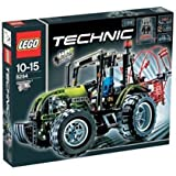 Lego technic 9393 jeu de construction le tracteur - Jeux de construction lego technic ...
