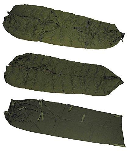 BW Schlafsack, Winter, 5-tlg, bis ca. -35°C
