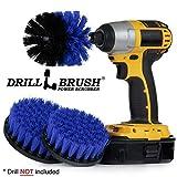 Drill Brush - la Pulizia - Piscina Accessori isospin Brush - Vasca idromassaggio - Piscina Brush - Scivolo - Stagno di Linea - Spazzola della Piattaforma - Alghe - Piscina e Spa Spazzola di Potere