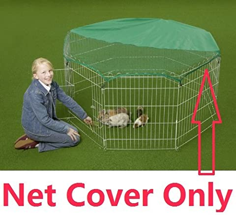 Safety Net Cover Sunshield Sun Shade Only, compatible for VivaPet Trixie rectangle 57