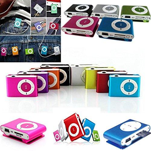 Mini USB Clip MP3 Player -Uses 8...