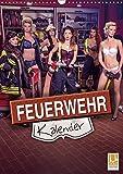 Feuerwehrkalender 2019 (Wandkalender 2019 DIN A3 hoch): Heiße Frauen in Feuerwehr - Einsatzsituationen (Monatskalender, 14 Seiten ) (CALVENDO Menschen) Vergleich