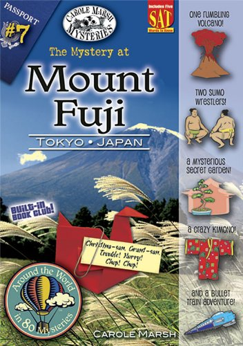The Mystery at Mt. Fuji: Tokyo, Japan (Around the World in ...
