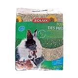 ZOLUX - Foin des prés 75 litres (2,5 kg) pour petits mammifères