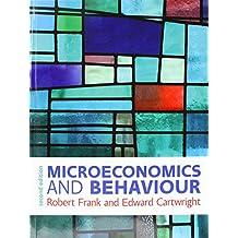 Microeconomics and Behaviour (UK Higher Education Business Economics)
