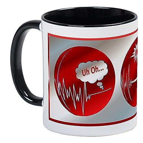 CafePress - Survived Mug - Unique Coffee Mug, Coffee Cup,