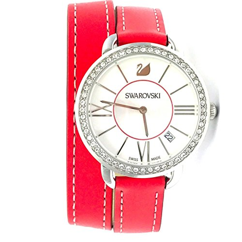 Swarovski 5095942 aila day double tour berry orologio donna