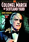 COLONEL MARCH OF SCOTLAND YARD 2 (4 EPISODE COLL)