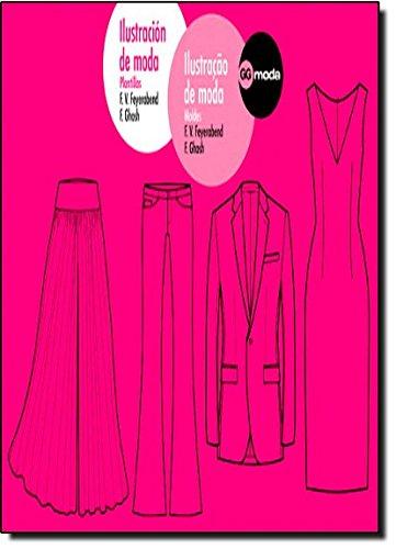 Ilustración de moda. Ilustraçao de moda: Plantillas. Moldes (Gg Moda (gustavo Gili))