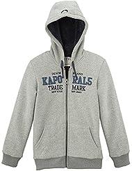 Kaporal - Sweat-shirt à capuche - Uni - Garçon