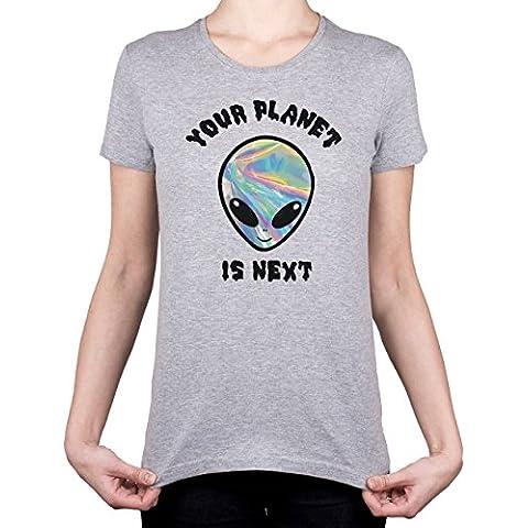 Your Planet è successiva Alien-Maglietta, donna