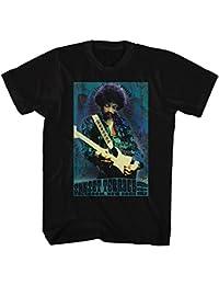 Jimi Hendrix - Sunset Terrace T-shirt pour hommes