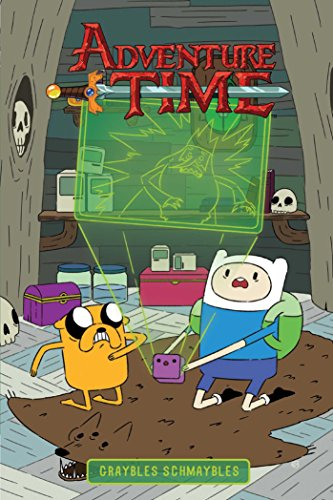ADVENTURE TIME ORIGINAL 05 GRAYBLES SCHMAYBLES