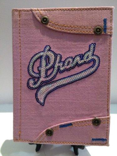 Franco panini diario 12 mesi phard jeans rosa