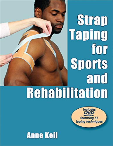 Strap Taping for Sports and Rehabilitation (Book & DVD) -