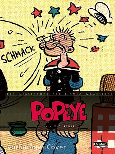 Klassikerbibliothek: Popeye