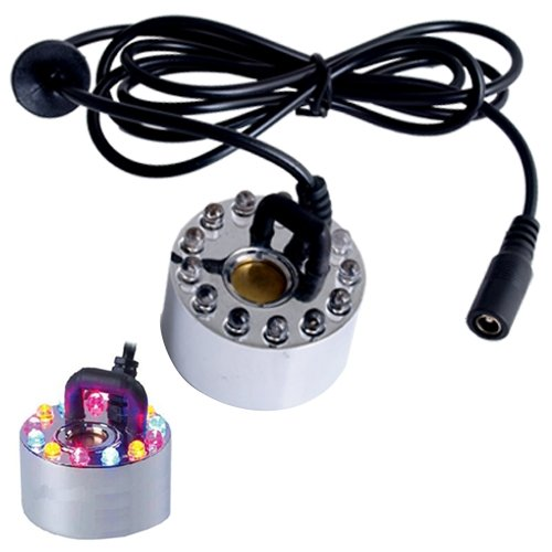 ultrasonic-mist-maker-fogger-water-fountain-pond-12-led