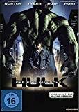 Der unglaubliche Hulk (ungeschnittene US-Kinoversion) - Mit Edward Norton, Liv Tyler, Tim Roth, William Hurt, Robert Jr. Downey