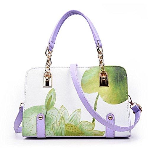 GBT 2016 Neue Dame-Handtaschen-Art- und Weiseschulter-Beutel Green
