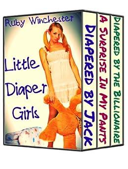 Little Diaper Girls (COMPLETE BOX SET) (English Edition) par [Winchester, Ruby]