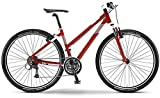 Staiger Daytona 2014 Cross Fahrrad Damen monzarot/weiß (Rahmenhöhe 44)
