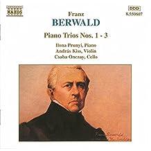 Piano Trios Nos 1-3