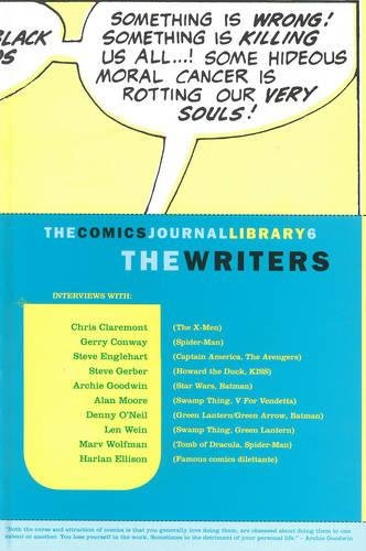 Writers, The: TCJ Library Vol. 6: The Writers (Comics Journal Library)