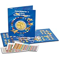 Leuchtturm 302574 Álbum para monedas PRESSO, Euro-Collection para monedas de 2 Euros