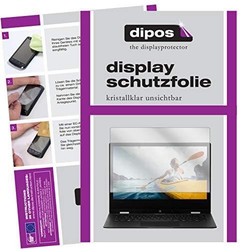 dipos I 2X Schutzfolie klar passend für Medion Akoya E2294 Folie Bildschirmschutzfolie
