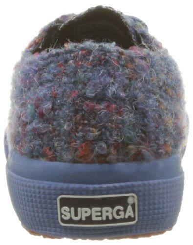 Superga Damen 2750-Fantasyw 7 Babys - Bleu (872 Avio)