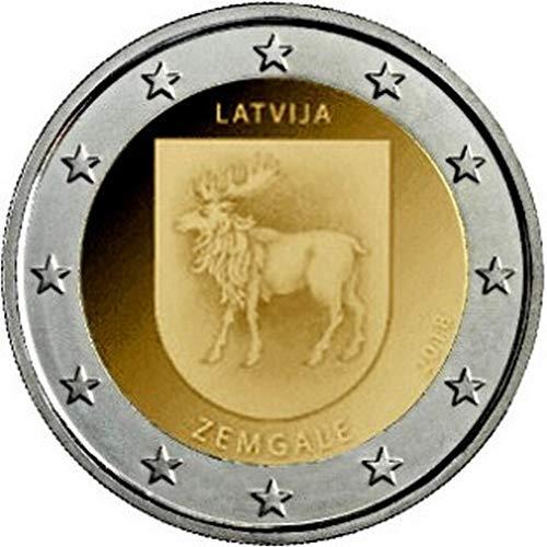 NumiSport€uro Letonia 2018 - Semgallia -