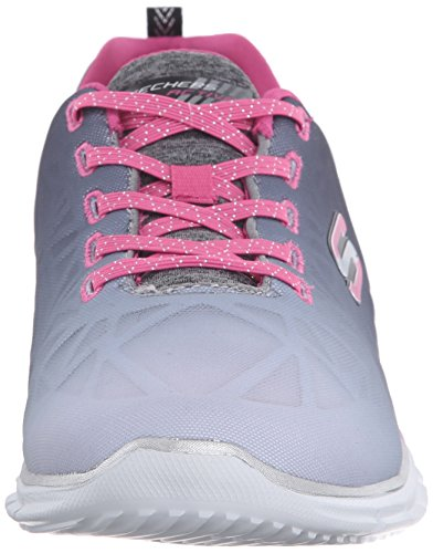 Skechers Sport Zélé Fashion Sneaker Black-Pink