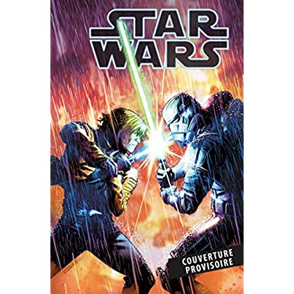 Star Wars nº8 (Couverture 2/2)