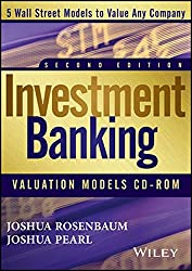 Investment Banking Valuation Models CD (Wiley Finance Editions)