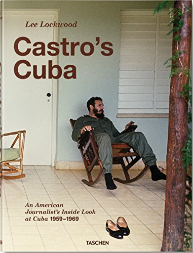 Lee Lockwood. Fidel Castro por Lee Lockwood