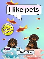 I Like Pets (I Like Reading) (English Edition)