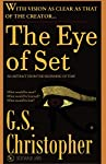 """Speculative publisher Sidewalk Labs presents their strangest tale yet: G.S. Christopher's debut novel """"The Eye of Set.""""A physicist inherits a strange Artifact that allows him to travel through space and time. It's not until he shares the experience w..."""