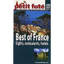 Petit Futé Best of France : Sights, Restaurants, Hotels, édition en langue anglaise