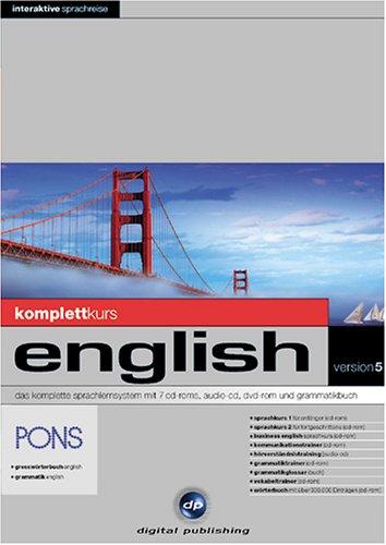 Interaktive Sprachreise - Version 5 Komplettkurs English