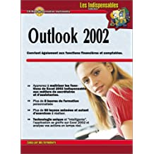 Outlook 2002 (CD Rom - Les Indispensables)